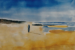 Am-Strand-Aquarell-1995