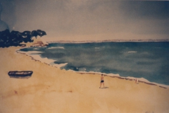 Am-Strand-Aquarell-1996