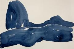 Blauer-Akt-Aquarell-1991
