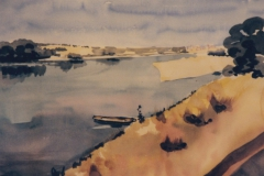 Loire-Aquarell-1994