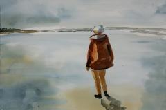 Lora-am-Meer-II-Aquarell-1998