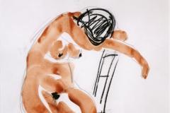 Sitzender-Akt-Aquarell-2004