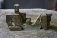 Liegender-Mann-Bronce-10-cm1969