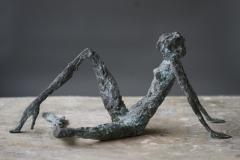 Sitzende-Bronce-25-cm-2007